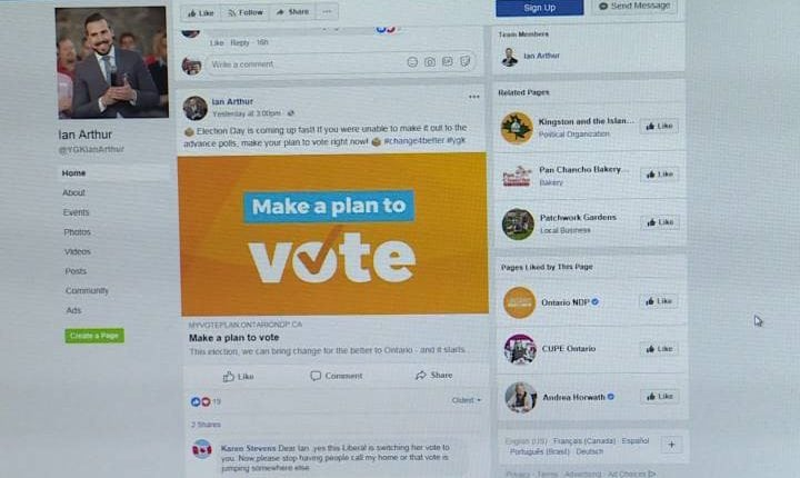 Campaign staff say social media is key to election campaign | Tech News