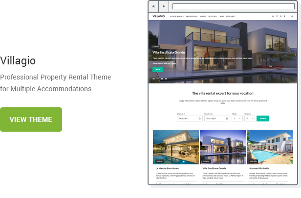 Hotel Booking - Property Rental WordPress Plugin | Prosyscom Tech 28