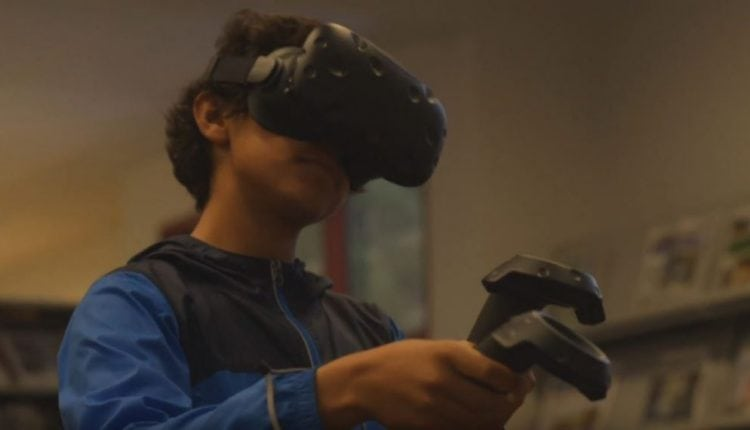 HTC Vive's Libraries Program will bring VR headsets to 110 libraries   Tech News