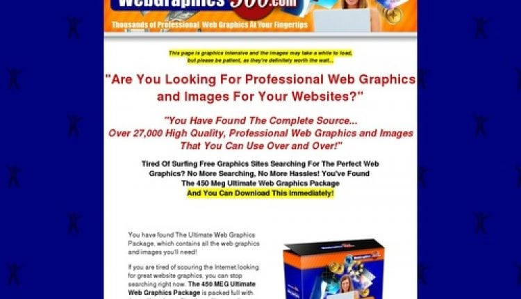 The Ultimate Web Graphics Package From Web Graphics 360.com | Prosyscom Tech