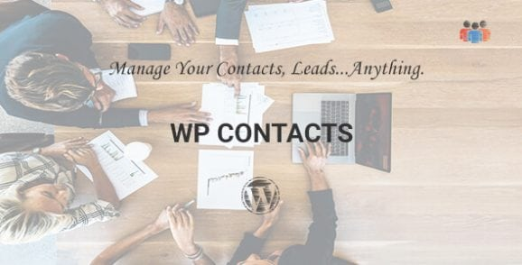 WP Contacts – Contact Management Plugin | Prosyscom Tech