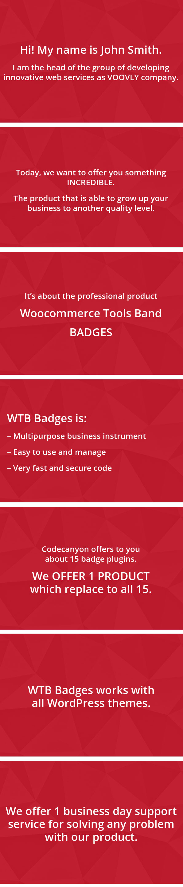 Woocommerce Tools Band: Badges + extra tools for PRO Sellers | Prosyscom Tech 2