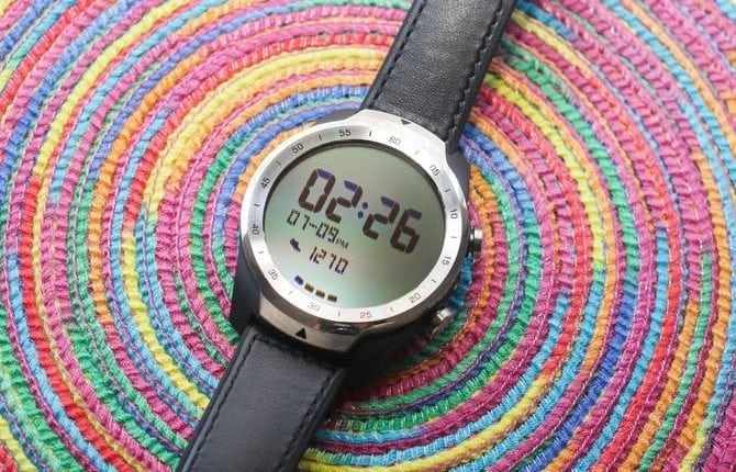 TicWatch Pro aims to tackle smartwatch battery life with an always-on second screen | Apps & Software