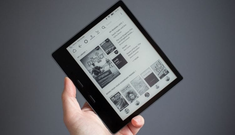 New Amazon Kindle Oasis review: (What's the story) reading glory? | Apps & Software