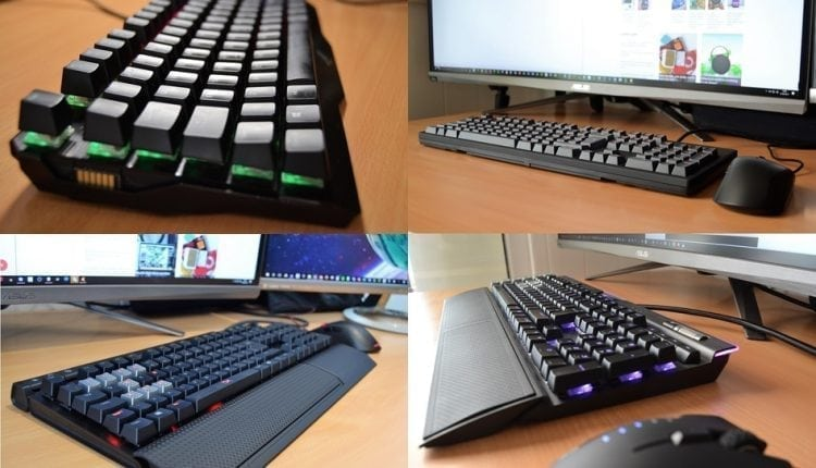 Best gaming keyboards: The best quiet, loud, colourful and proud mechanical keyboards around   Apps & Software