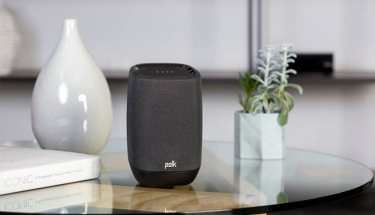 Polk's Audio Assist smart speaker is now available, powered by Google Assistant | Apps news