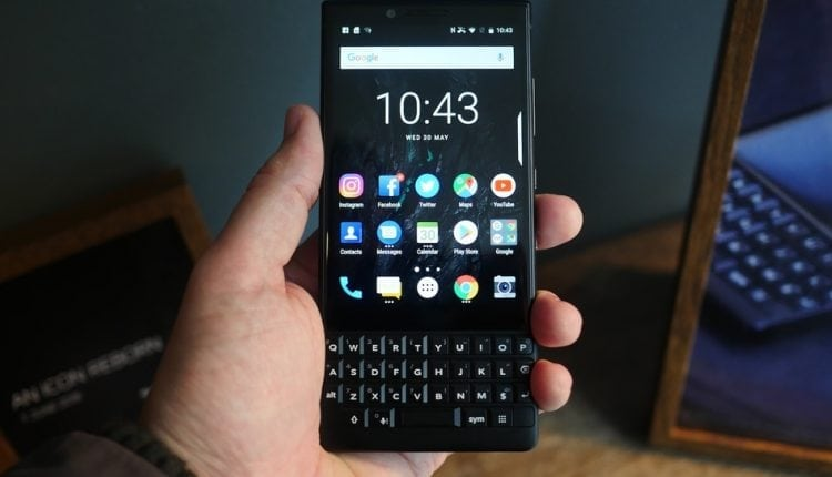 BlackBerry Key2 initial review: QWERTY has never looked so good | Apps & Software