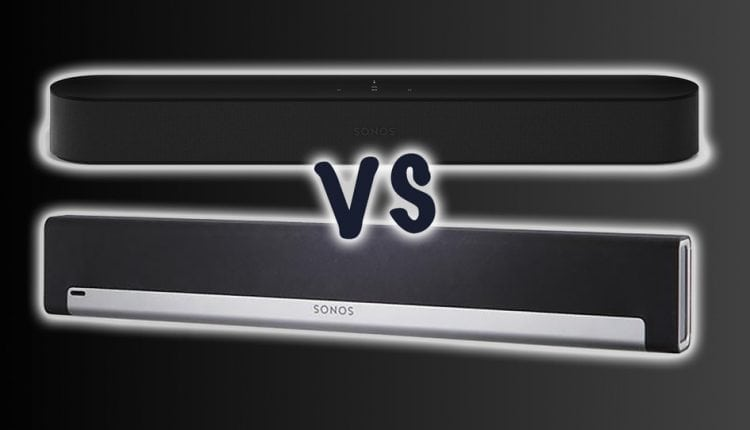 Sonos Beam vs Sonos Playbar: Which is the best Sonos soundbar for you? | Apps & Software