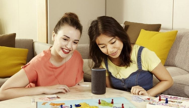 Alexa-connected board game When In Rome is now exclusively available for Prime members | Apps & Software