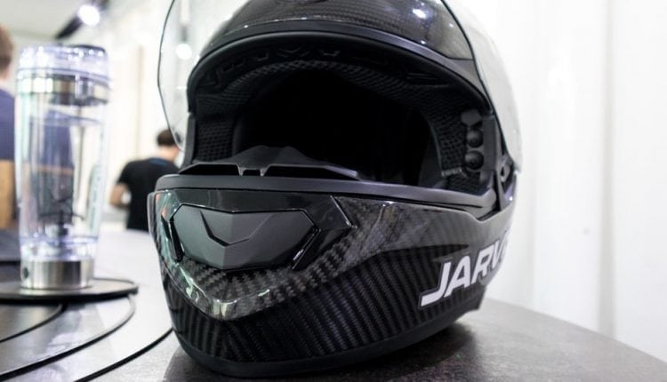 Jarvish smart motorcycle helmet coming to UK with Alexa support built in   Apps & Software