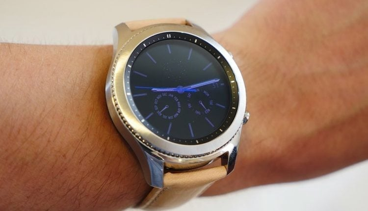 Samsung's Gear S4 might launch as 'Galaxy Watch' with Wear OS | Apps & Software