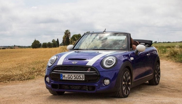 Mini Convertible Cooper S review: Topless fun | Apps news