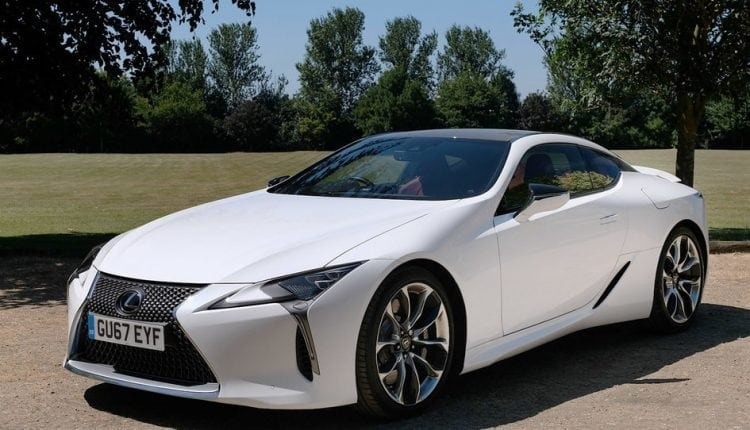 Lexus LC500 review: A rare and wonderful GT   Apps news