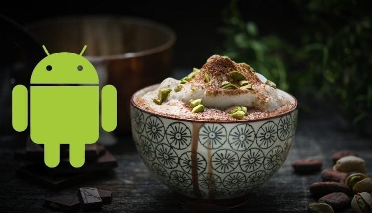 Did Huawei just reveal Android P will be called Android Pistachio? | Apps news