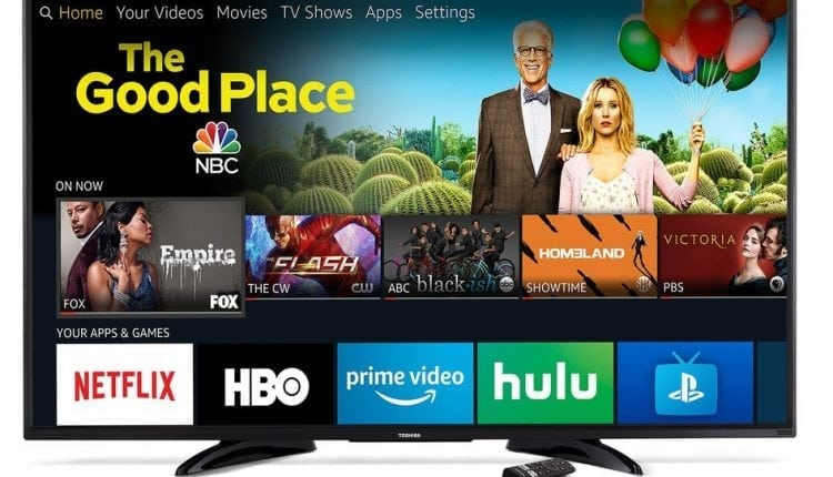 Amazon 4K Smart TV on the cards for UK, Freeview HD tuner and Fire TV built in | Apps news