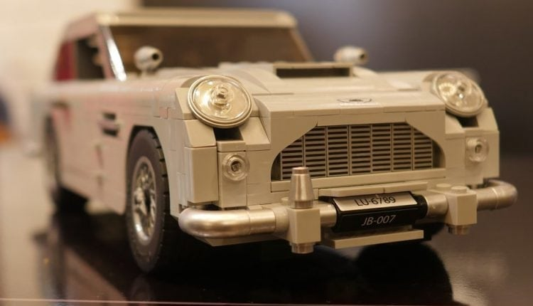Check out the awesome Lego version of James Bond's iconic Aston Martin DB5 | Apps news