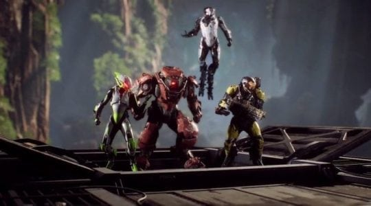Anthem: How Rain Impacts Flight Time Limitations | Gaming