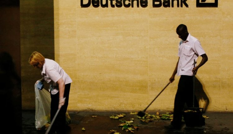 Deutsche Bank battles bad news to bring in 25% more new analysts this year | Digital Asia