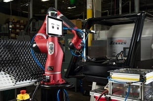 emerging trend: combining cobots with cnc machining | Robotics
