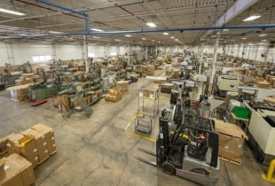 the role automation plays in plastics manufacturing | Robotics