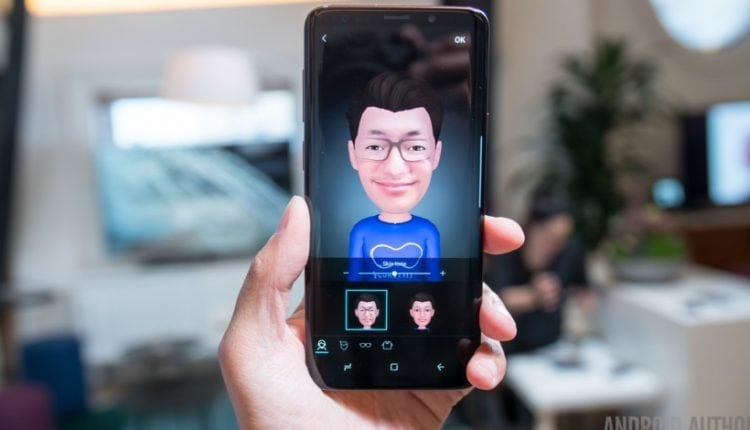 Manually tweak your Samsung AR Emoji and maybe they will actually look like you | Apps & Software