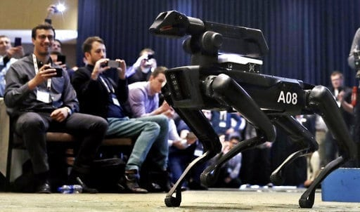 Boston Dynamics' scary robot videos: Are they for real? | Robotics