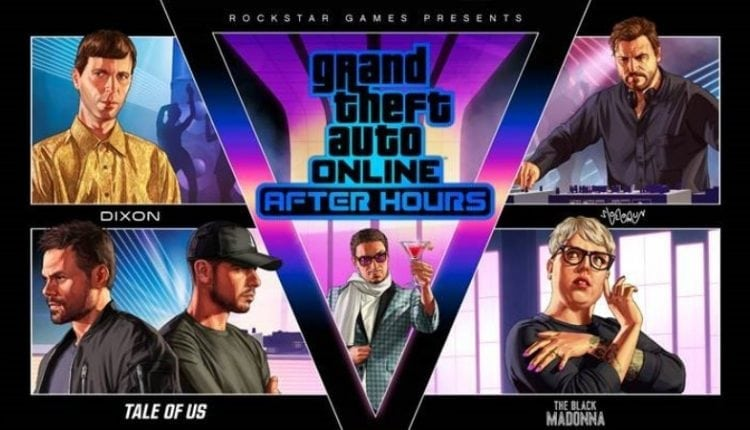 Grand Theft Auto V: After Hours Online Expansion Available Now | Gaming