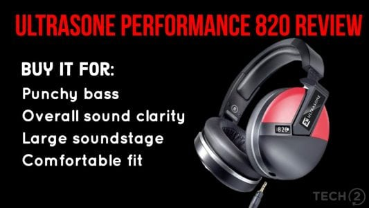 Ultrasone Performance 820 and Sirius Bluetooth review: Bassheads will love this | Gaming
