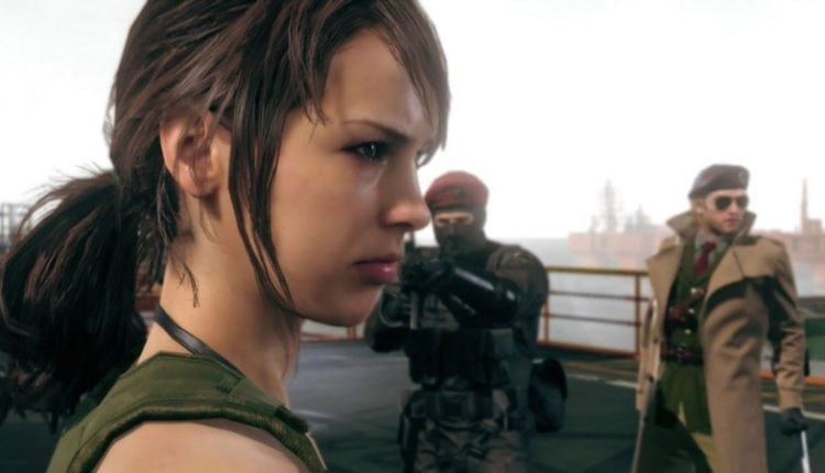 New Metal Gear Solid V Update Lets You Play Quiet In FOB Missions | Gaming