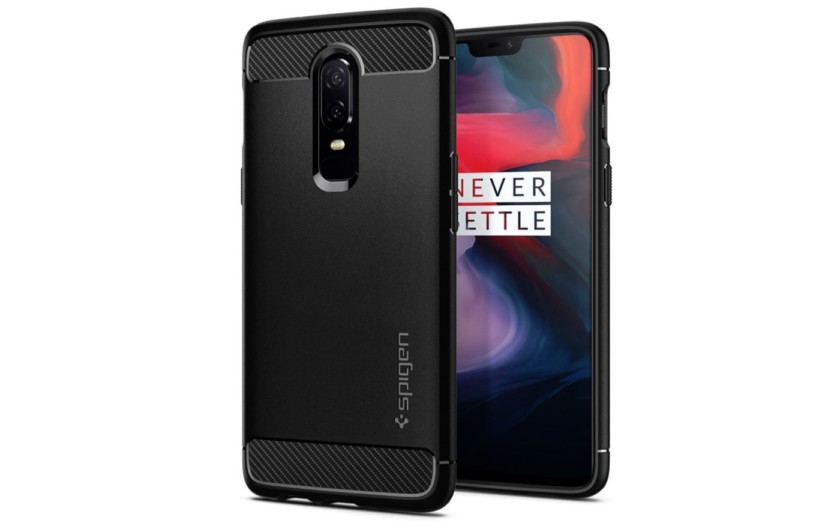Best OnePlus 6 cases - Spigen