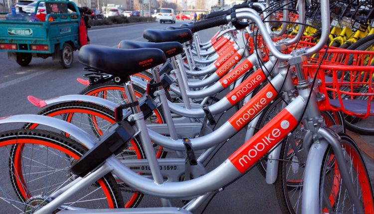 China gets smart about managing its city bikes | Digital Asia