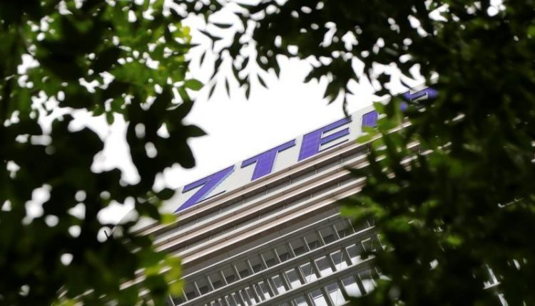China's ZTE revises down first-quarter profit after factoring in U.S. supplier ban | Top Stories