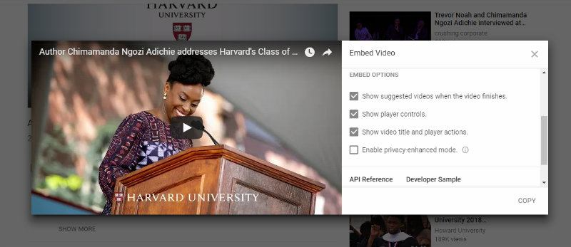 embed-youtube-videos-privately-visual-harvard-uncheck