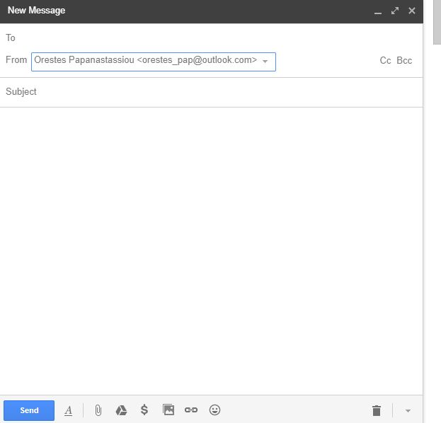 How To Use A Custom Email Address With Gmail | Tips & tricks 10