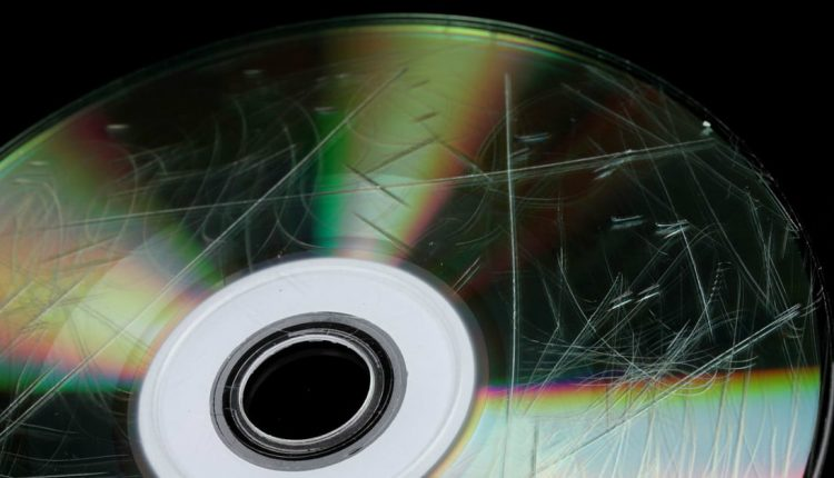 How to fix a scratched DVD or CD | Tech Blog
