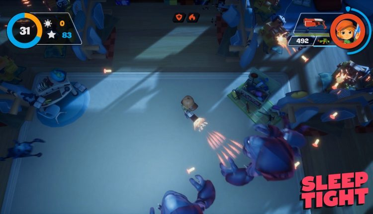 Sleep Tight aims to rule bedtime shooters   Gaming