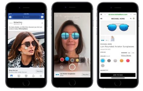 Facebook News Feed AR Ads Being Tested | Tips & tricks