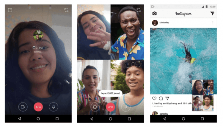 Instagram update adds video chat: Get it here | Apps & Software
