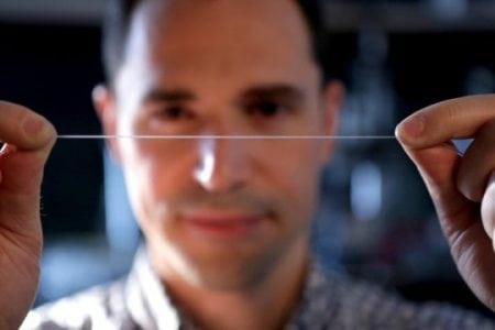 An elastic fiber filled with electrodes set to revolutionize smart clothes | Robotics