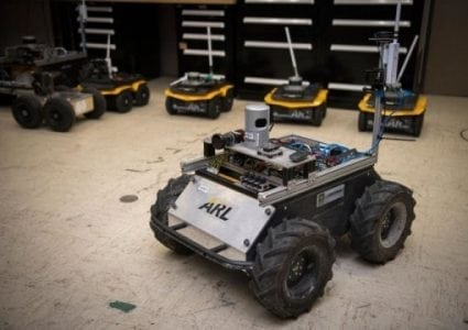 Teaching robots to be more reliable teammates for soldiers | Robotics