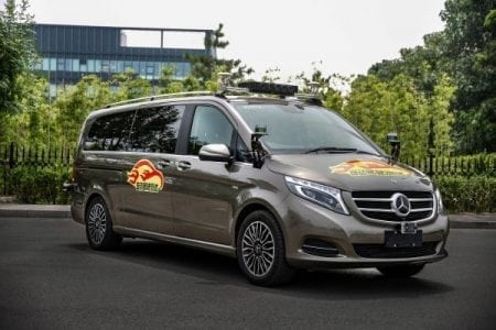 Daimler can now test self-driving cars on public roads in Beijing   Industry News