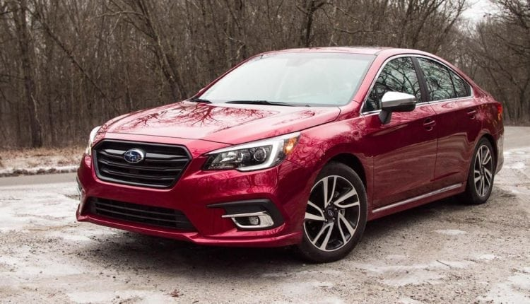 Subaru Legacy, Outback enter 2019 with standard EyeSight safety | Apps & Software