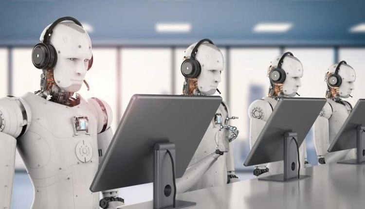Cashier, clerk, or secretary? There's a 95+% chance you'll lose your job to a robot | AI News