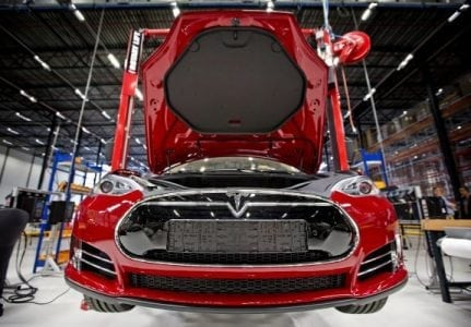 Data breach exposes trade secrets of carmakers GM, Ford, Tesla, Toyota | Apple News