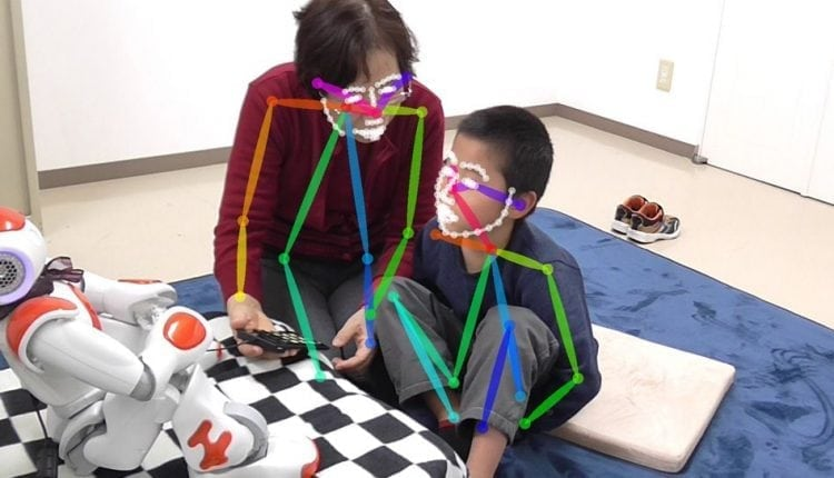 """Personalized """"deep learning"""" equips robots for autism therapy   Robotics News"""