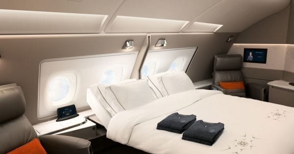 Tomorrow's Airplane Cabins Could Be More Luxurious Than Your Apartment | Virtual Reality