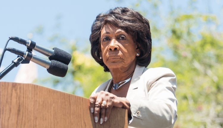 Republicans have found a new boogeyman: Maxine Waters | Digital Asia