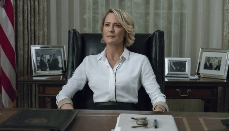 'House of Cards' teased the sixth and final season in a new video that nods to Kevin Spacey's firing   Digital Asia
