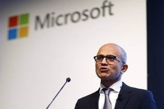 Microsoft CEO Satya Nadella says Artificial Intelligence-first approach will transform our lives   AI