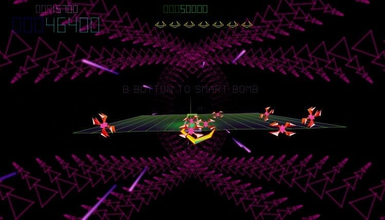 Tempest 4000 review — Atari's hypnotic but rough-edged tunnel shooter | Gaming